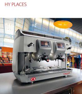 Verkauf und Service Astoria Kaffeemaschinen - Rocco Secco