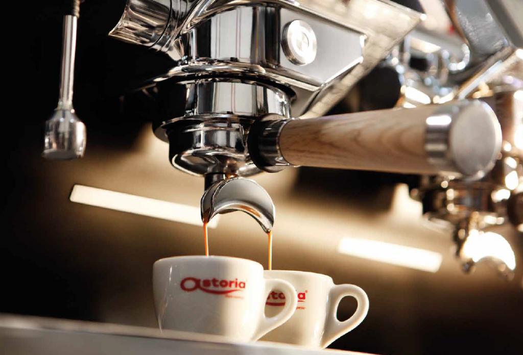 Astoria Kaffeemaschinen - Der-Energie-Optimierer