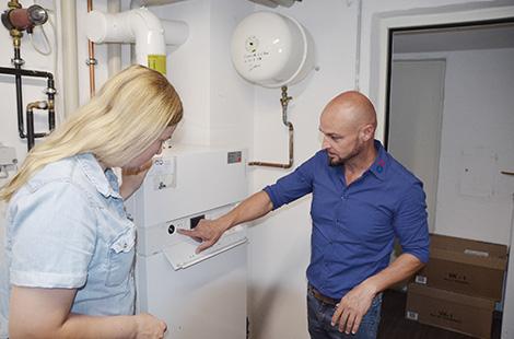 Beratung Energiesparen
